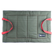 PoochMate Quilted Mat - Olive