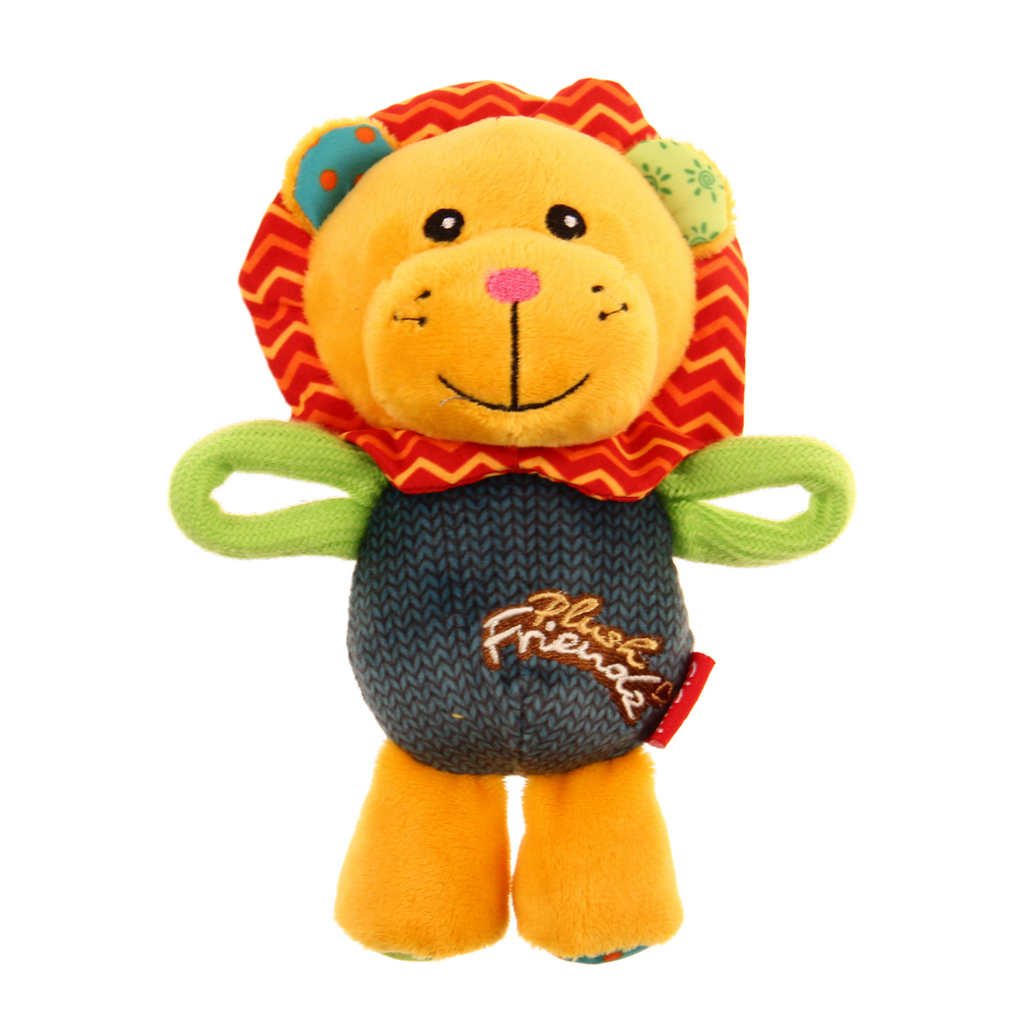 GiGwi Plush Friendz with speaker - Lion