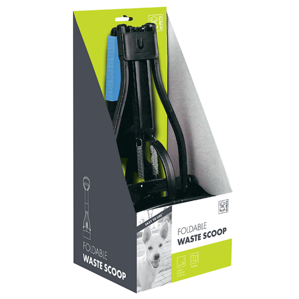 M-Pets Foldable Waste Scoop