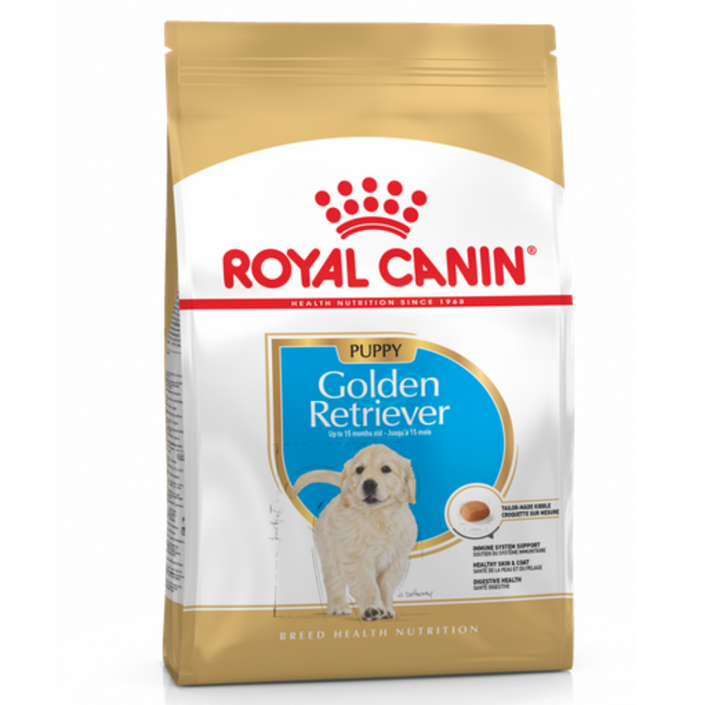 Royal Canin Golden Retriever Puppy/Junior (Multiple Sizes)