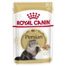 Royal Canin Cat Food - Persian Adult (85g x 12 Pouches)