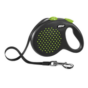 Flexi Design Tape (Leash) - Green