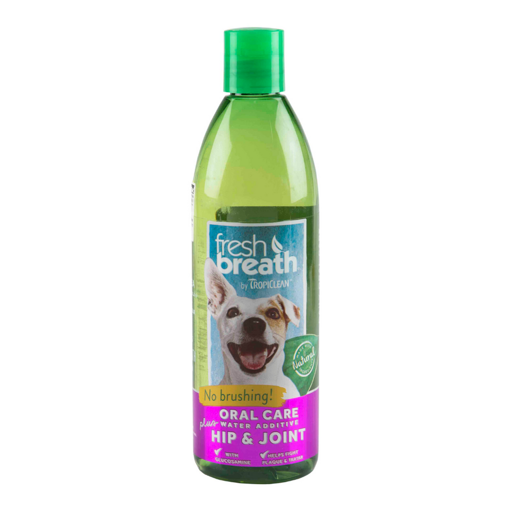 Tropiclean Fresh Breath Hip & Joint Water Additive