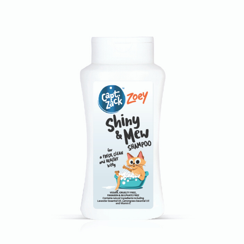 Captain Zack - Zoey - Shiny & Mew (200ml)