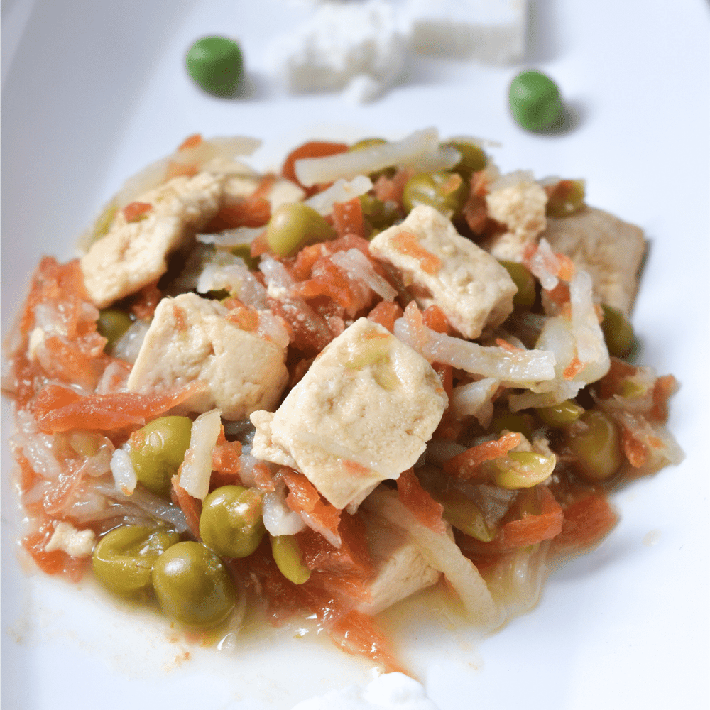 Fresh For Paws - Paneer Stew
