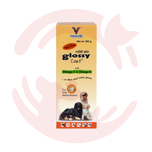 Venkys Supplement for Cats & Dogs - Glossy Coat (200ml)