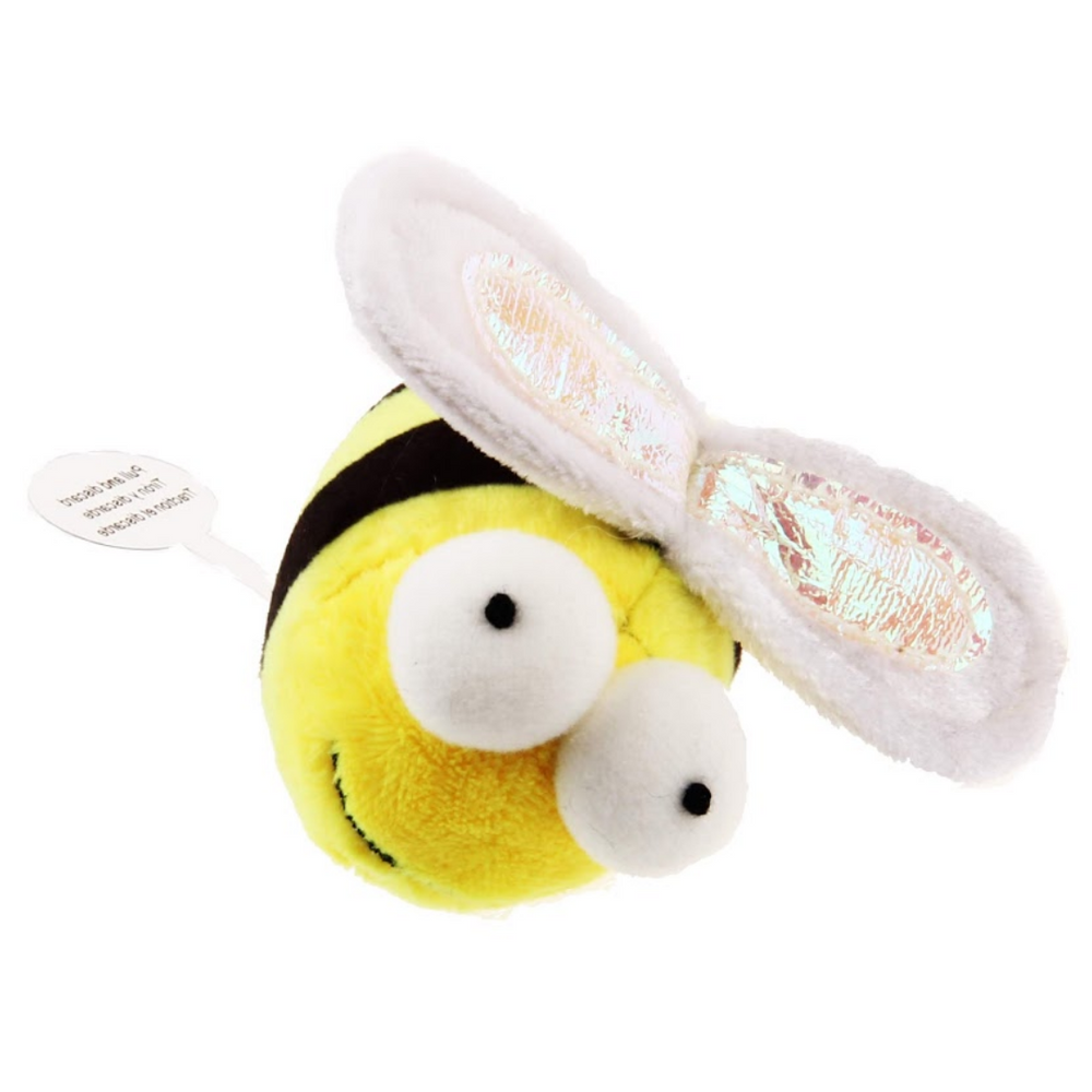 GiGwi Cat Toys - Bee 'Melody Chaser' w/motion activated sound chip