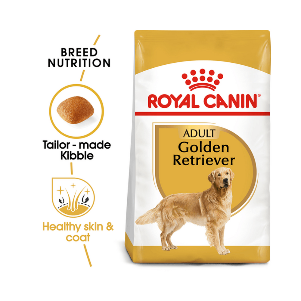 Royal Canin Golden Retriever Adult (Multiple Sizes)
