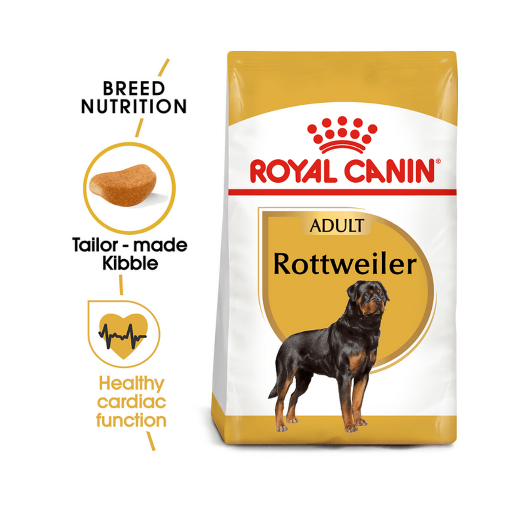 Royal Canin Rottweiler Adult (Multiple Sizes)
