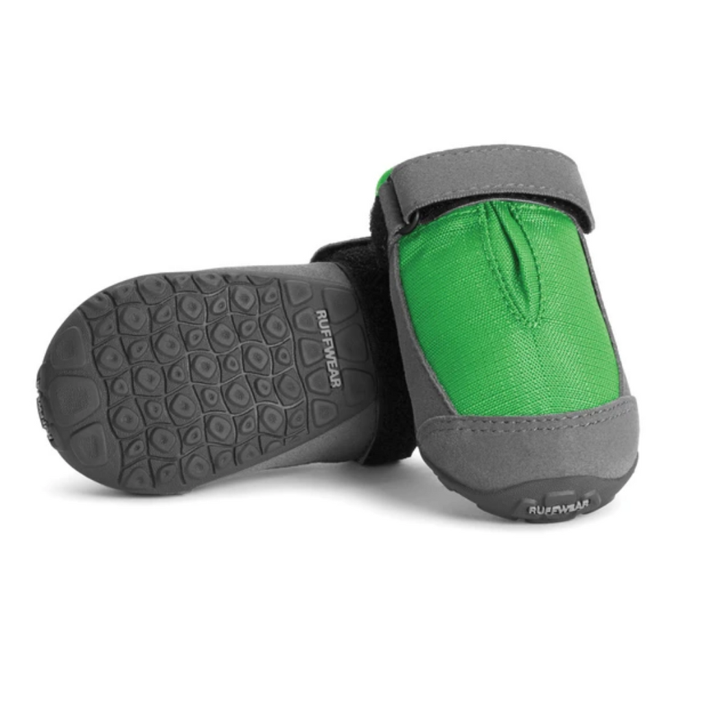 Ruffwear Summit Trex Dog Shoes (Set of Four) - Meadow Green