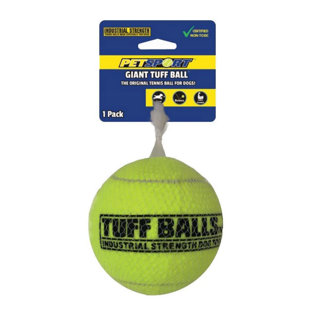 "Petsport 4"" Giant Tuff Ball (1pk)"