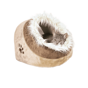 Trixie Minou Cuddle Cave - Puppy/Cat bed