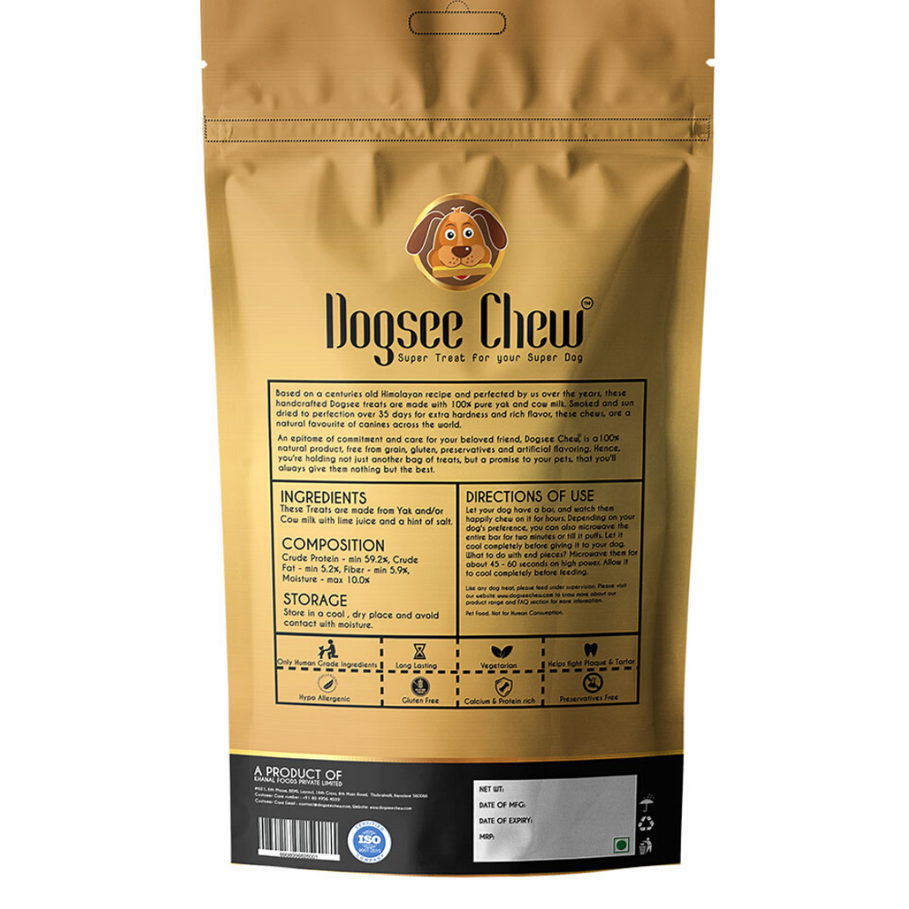 Dogsee Chew Small Dog Bars
