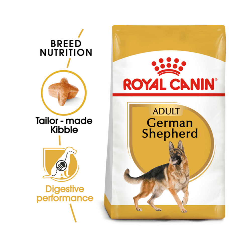 Royal Canin German Shepherd Adult (Multiple Sizes)