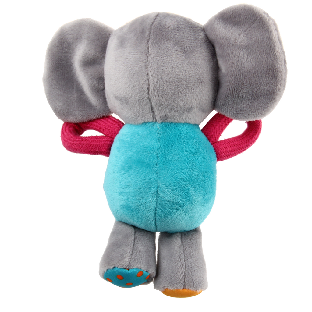 GiGwi Plush Friendz with speaker - Elephant