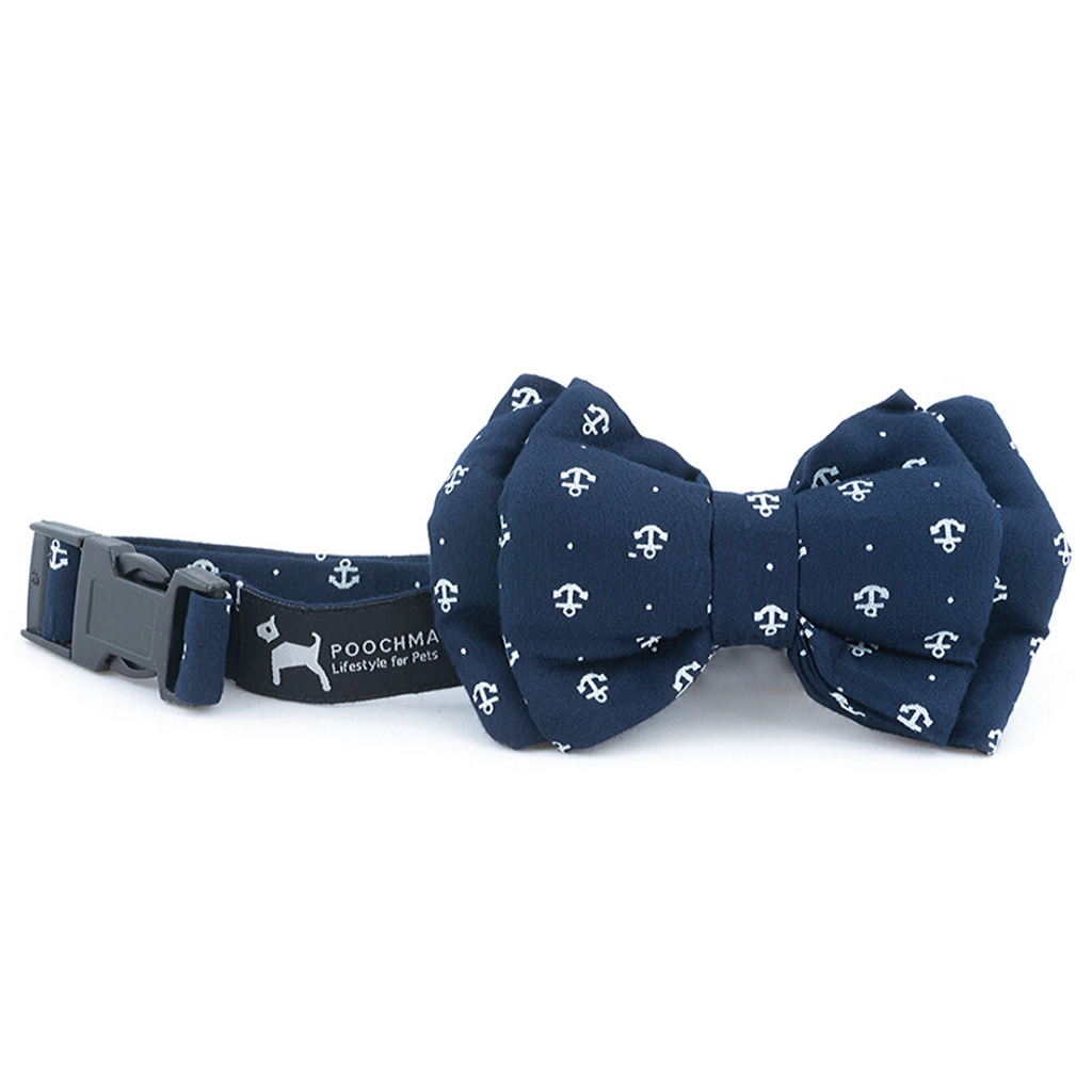 PoochMate Bow Ties - Anchor