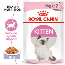 Royal Canin Kitten Food - Instinctive Jelly (85g x 12 Pouches)