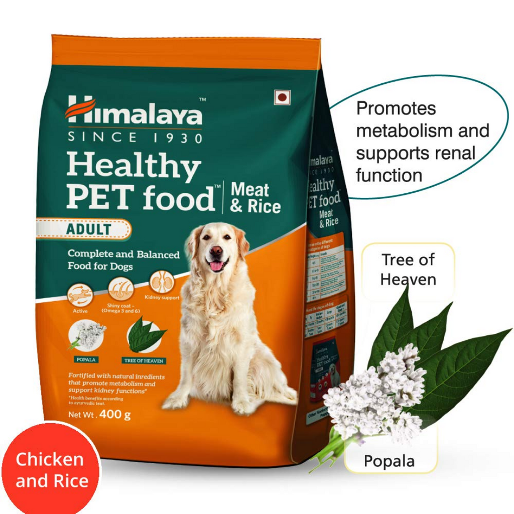Himalaya Healthy Pet Food - Adult - Meat & Rice