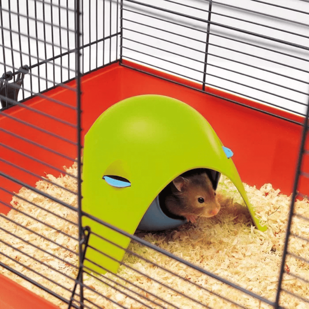 Savic Sputnik Funhouse For Hamsters – 23 cm