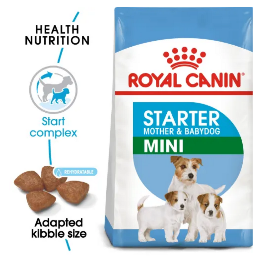 Royal Canin Mini Breed Starter (Multiple Sizes)
