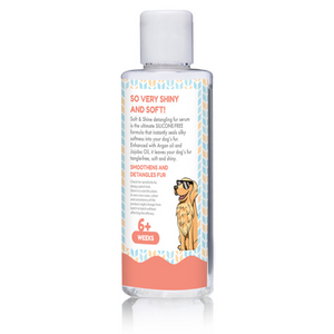 Papa Pawsome Soft & Shine Detangling Serum - 50ml