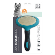M-Pets Oval Slicker Brush
