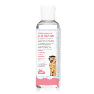 Papa Pawsome Shine O' Pup Tear Free Shampoo with Conditioner - 100ml