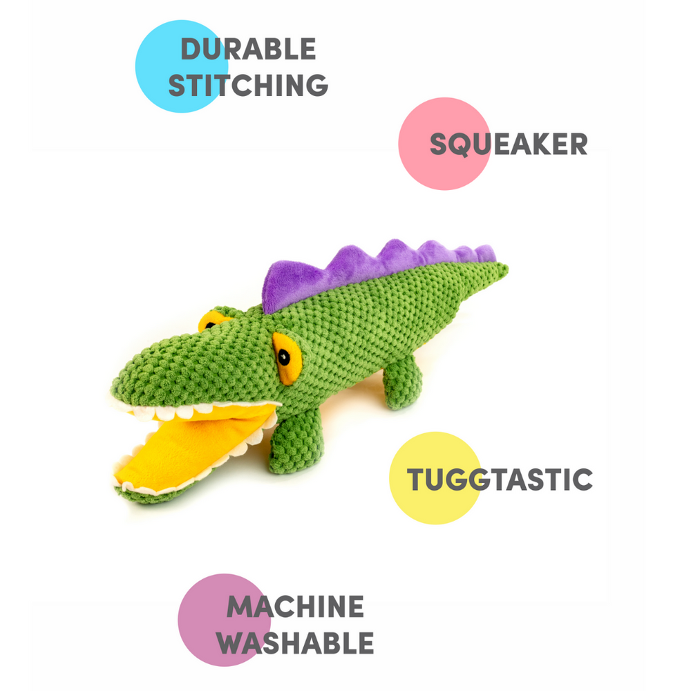Barkbutler - Aly The Gator (Medium/Large Breeds)