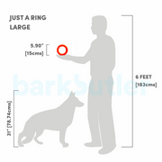 Barkbutler - Just A Ring (Large Breeds)