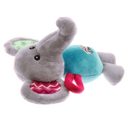 GiGwi Plush Friendz with squeaker - Elephant