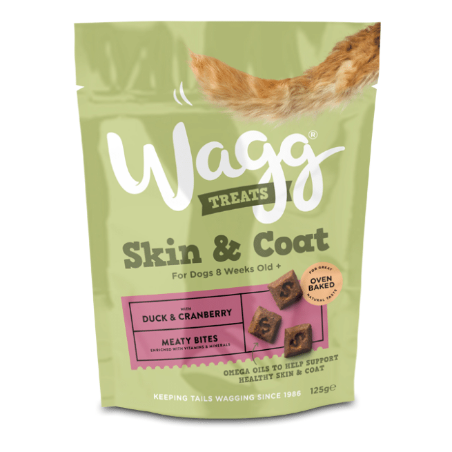 Wagg Skin & Coat - Duck & Cranberry