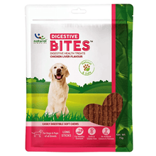 Natural Remedies Dog Treats - Digestive Health Treats - 75g