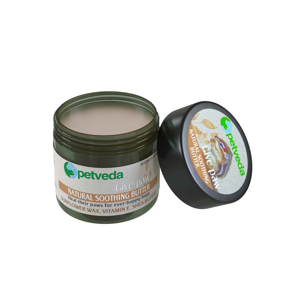 Petveda - Give Paw - Natural Soothing Butter - 30g