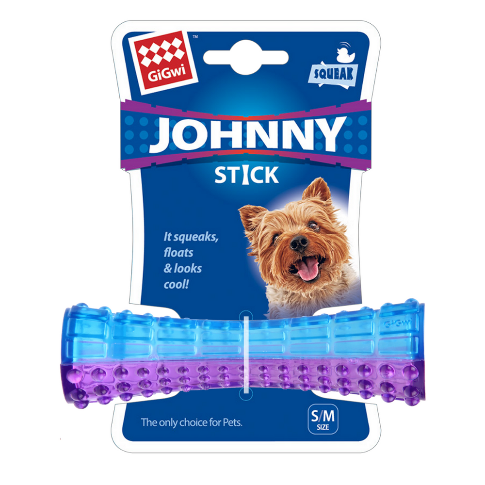 GiGwi Johnny Stick Small with Squeaker