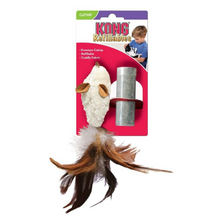 Kong Cat Toys - Feather Mouse