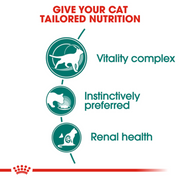 Royal Canin Cat Food - Instinctive 7+ (85g x 12 Pouches)