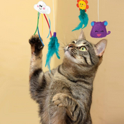 Kong Cat Toys - Connects Kitty Mobile