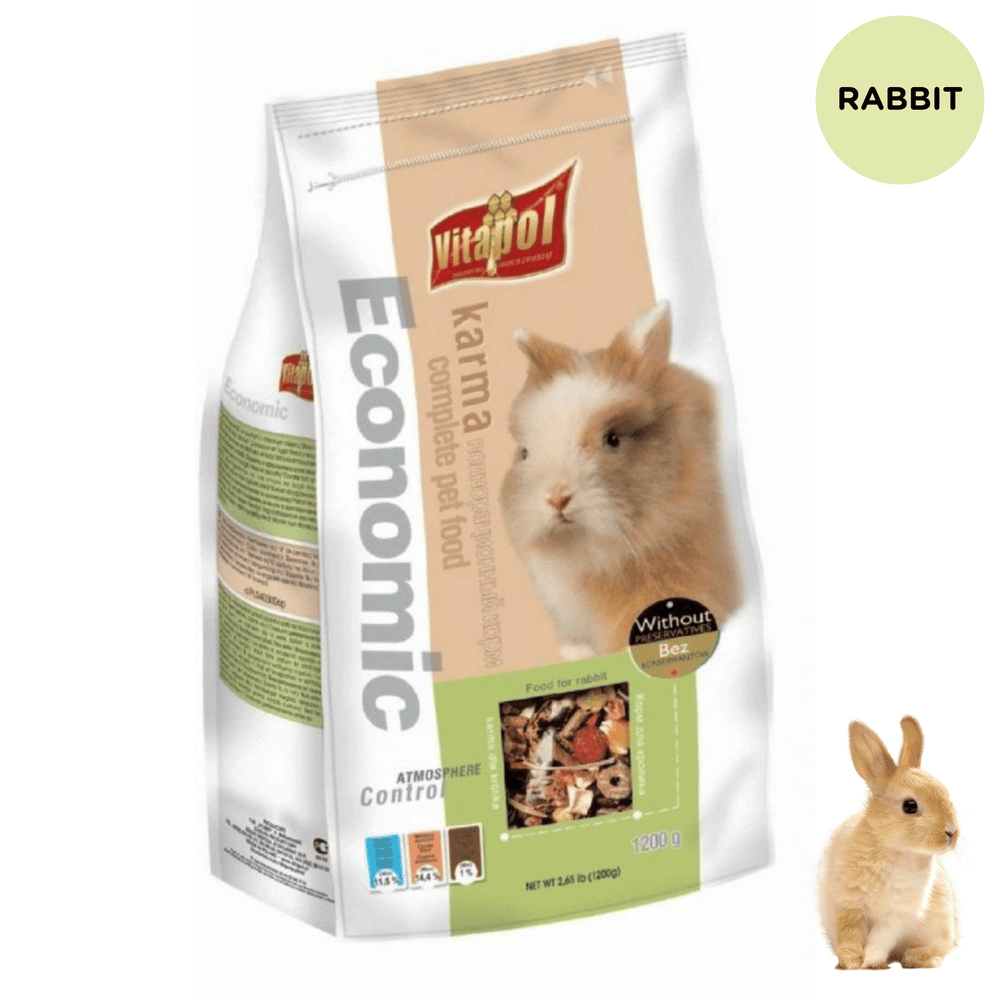 Vitapol Economic Food for Rabbits