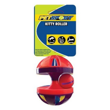 Petsport Cat Toys - Kitty Roller Assorted