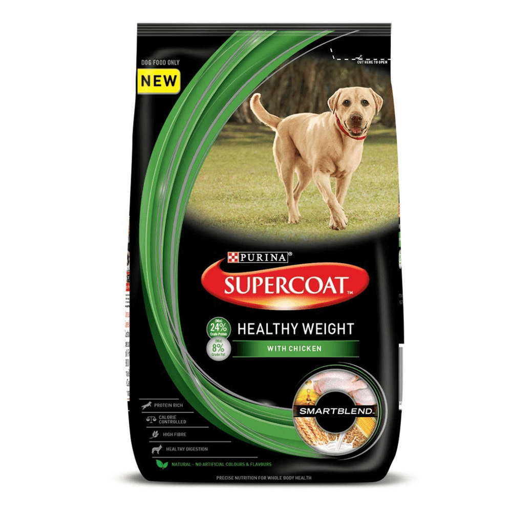 Purina Supercoat - Adult Healthy Weight (3kg)