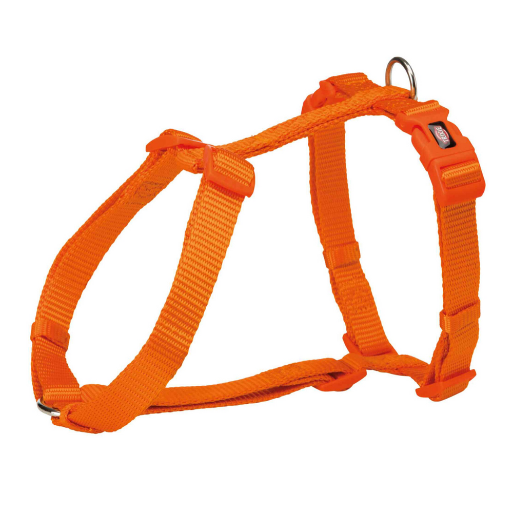 Trixie Premium H-Harness - Papaya