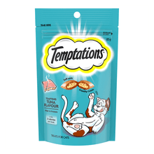 Temptations Cat Treats - Tempting Tuna Flavor - 85g