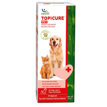 Natural Remedies Topicure Pet Wound Healing Spray (75ml)