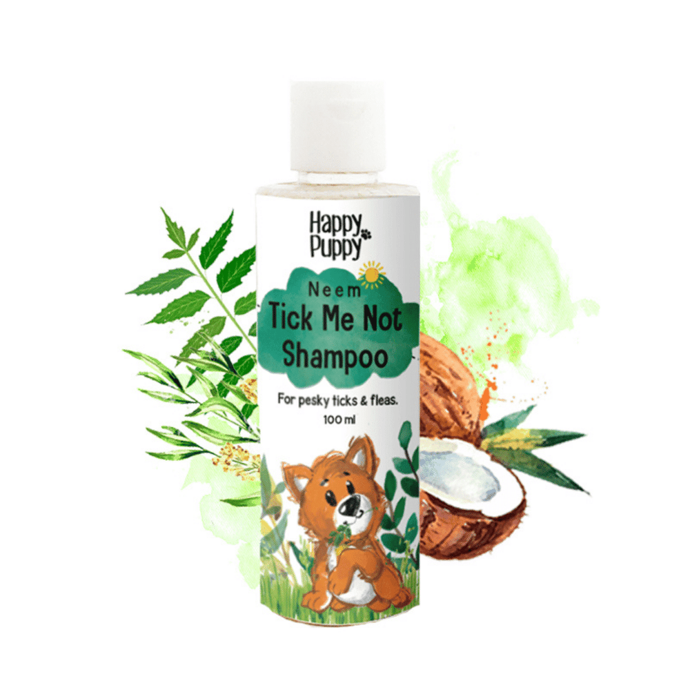 Happy Puppy Organics - Anti tick Shampoo