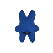 Mutt of Course Star Boy Squeaky Dog Toy (Blue)
