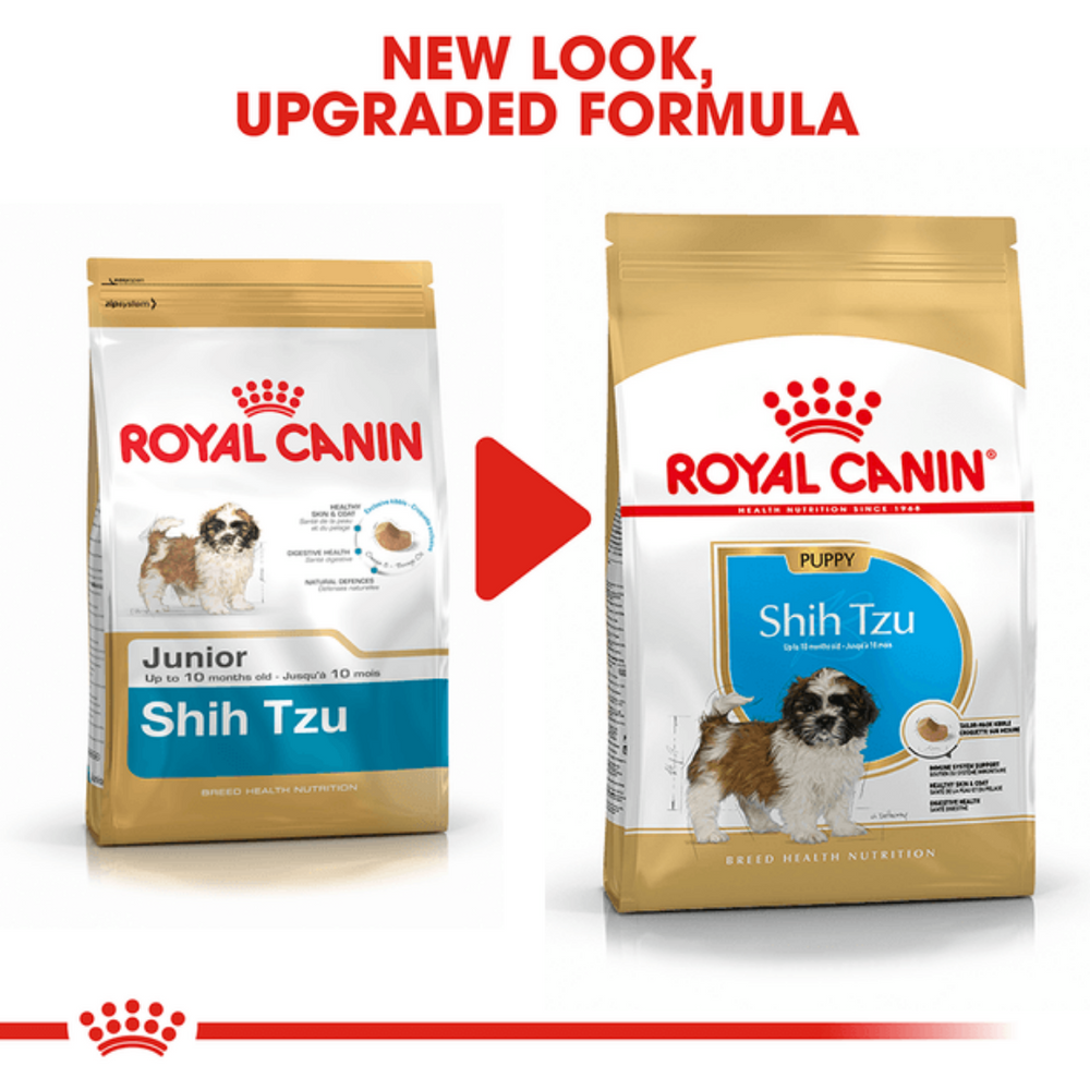 Royal Canin Shih Tzu Junior - 1.5kg