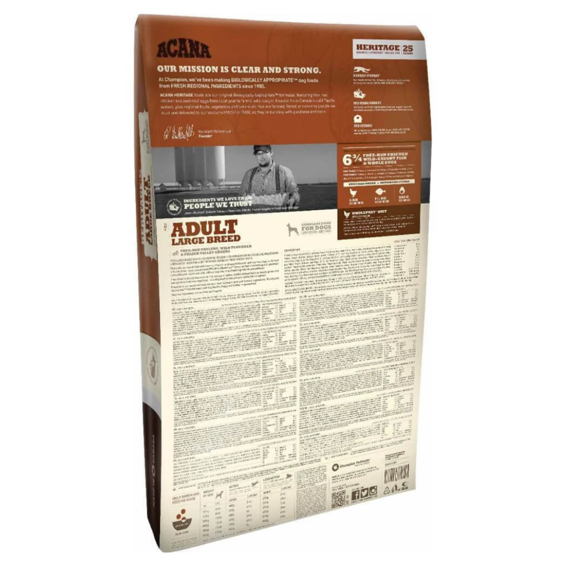 Acana Adult Large Breed Dog Food