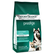Arden Grange Adult Prestige Dry Dog Food (All Breeds) - Rich in Fresh Chicken