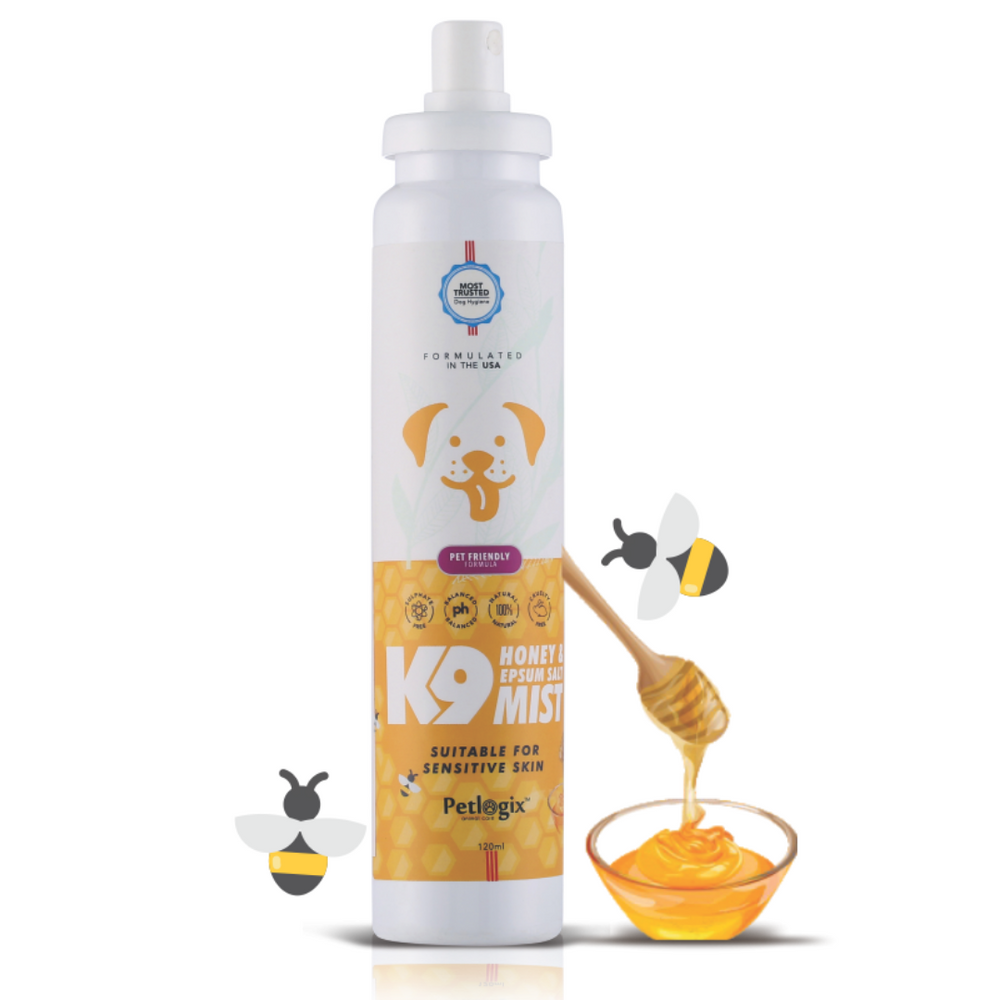 Petlogix Honey & Epsum K9 Mist