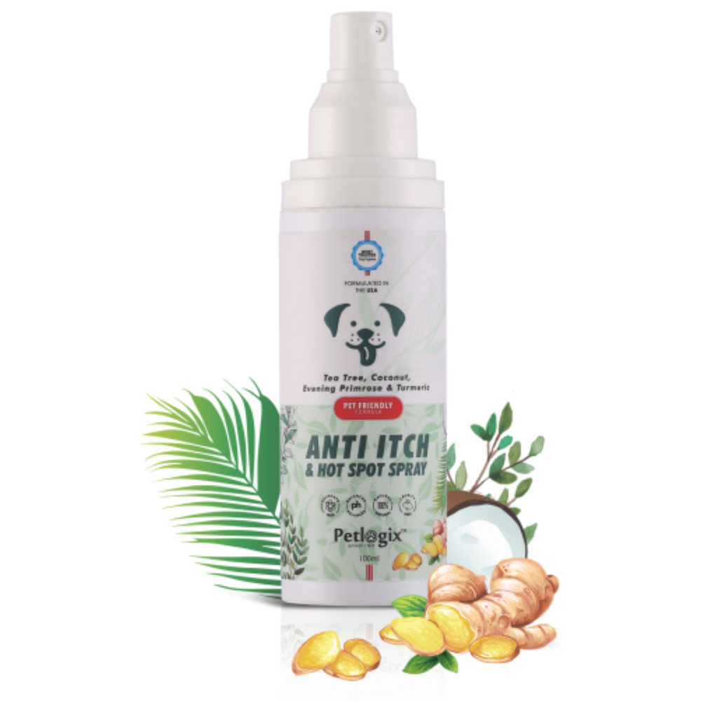 Petlogix Anti Itch Spray K9 Mist